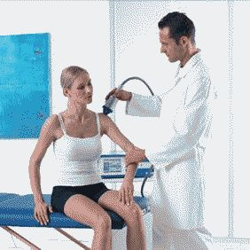 Лечение артозов артритов контрактур ударно-волновой терапией киев