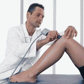 Лікування артрозів артритів методом УХТ