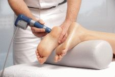 Treatment of heel spurs shock-wave therapy Kiev