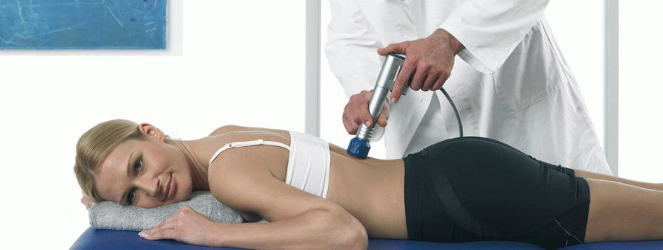 Лечение фасеточного синдрома ударно-волновой терапией