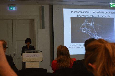 конференция по ударно-волновой терапии