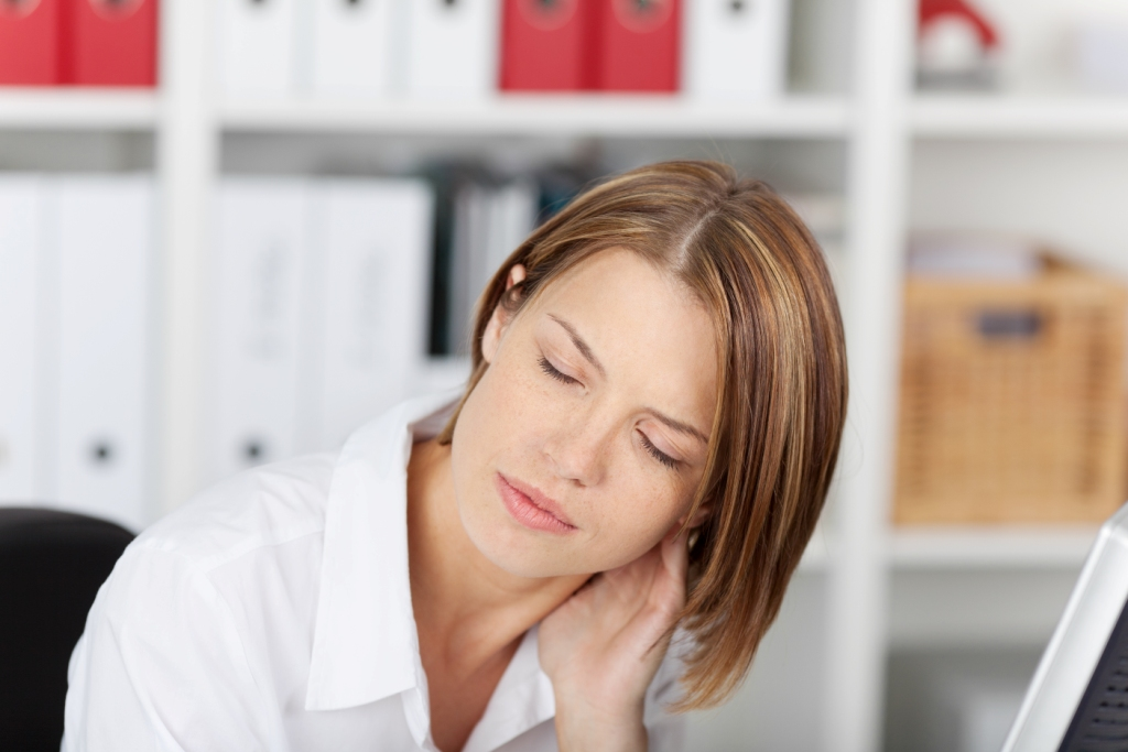 цервикалгия боль в шее