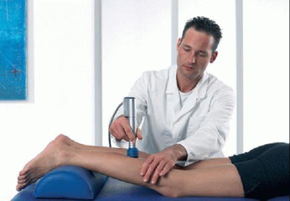 лечение ахиллодинии ударно-волновой терапией